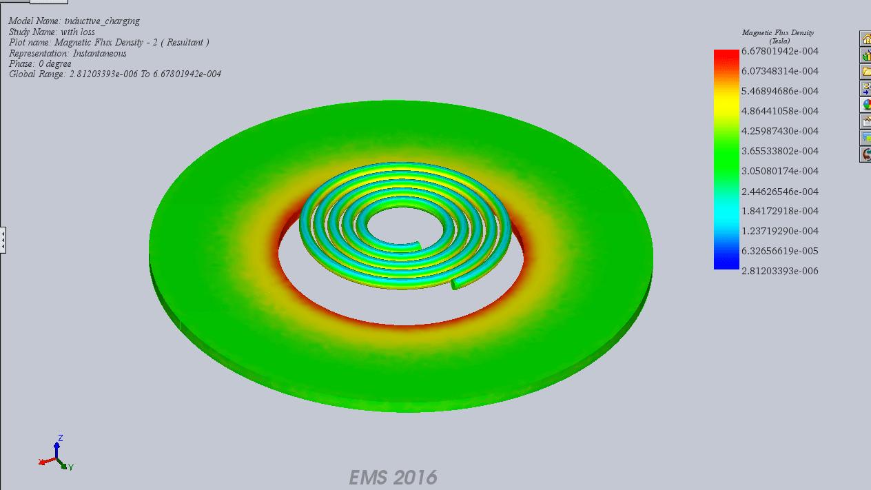 Magnetic Coil Design Software